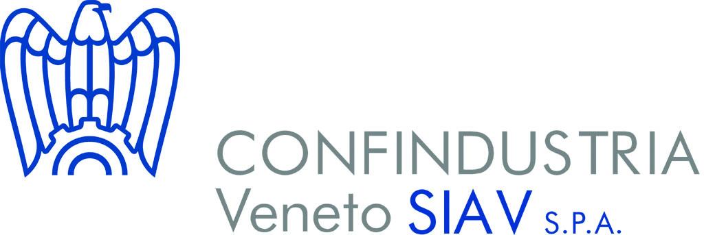 Logo Confindustria Veneto SIAV OK